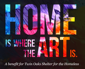 Home Is Where the Art Is: a benefit for Twin Oaks Shelter @ George Williams College | Williams Bay | Wisconsin | United States